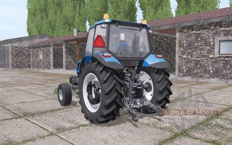 New Holland T5040 v1.1 para Farming Simulator 2017