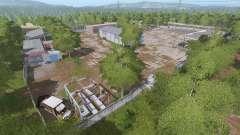 A aldeia de Molokovo v1.7.9 para Farming Simulator 2017