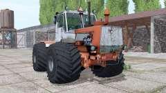 T-150K com uma lâmina para Farming Simulator 2017