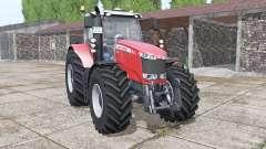 Massey Ferguson 7722 Dyna-6 para Farming Simulator 2017