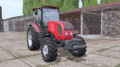 Bielorrússia 1822 v1.3 para Farming Simulator 2017