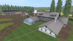 Crawford Farms para Farming Simulator 2017