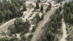 RDW off-road track 4x4 para MudRunner