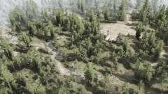 Birchwood Outlands para MudRunner
