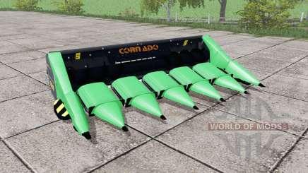 OROS Cornado 6734 pack para Farming Simulator 2017