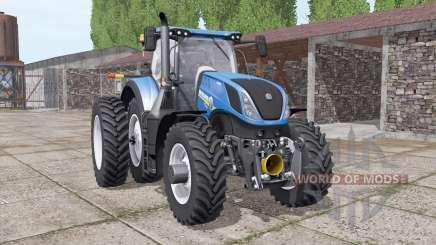 A New Holland T7.290 Pesados para Farming Simulator 2017