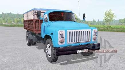 GAZ 53 caminhão 4x2 para Farming Simulator 2017