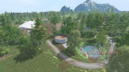 Thannhausen v2.0 para Farming Simulator 2015