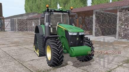 John Deere 7250R crawler v1.0.0.1 para Farming Simulator 2017
