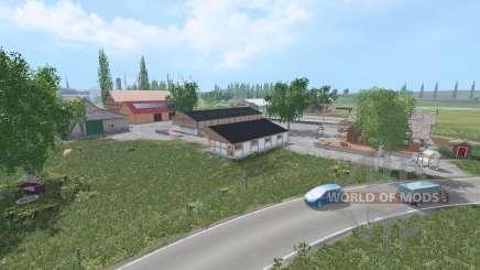 Holzhausen v1.4.1 para Farming Simulator 2015