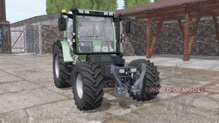 Fendt 380 GTA Turbo neue reifen para Farming Simulator 2017