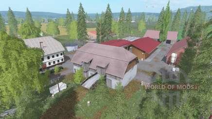 Enns Am Gebirge para Farming Simulator 2017
