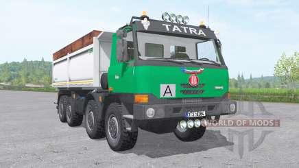 Tatra T815 P TerrNo1 8x8 1998 para Farming Simulator 2017