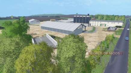Grande Brenne v2.0 para Farming Simulator 2015