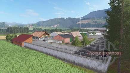 Franken v1.1 para Farming Simulator 2017