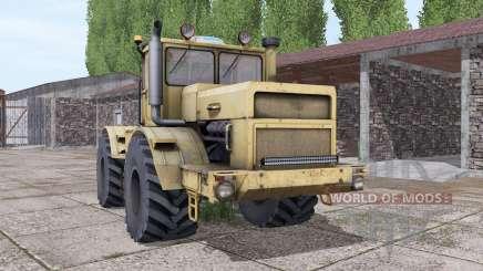 Kirovets K-700A controle interativo v2.0 para Farming Simulator 2017