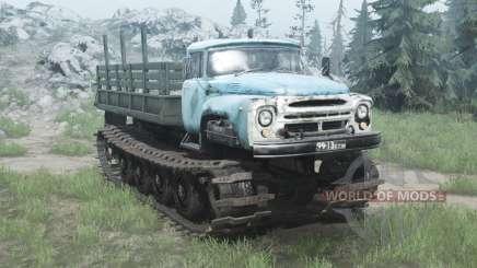 Em 1 Russky experientes 1967 v1.1 para MudRunner