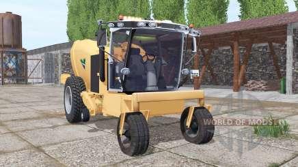 Vermeer ZR5-1200 para Farming Simulator 2017