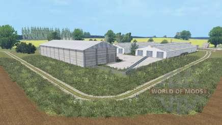 Bantikow v2.1 para Farming Simulator 2015