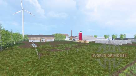 Kreis Unna v4.1 para Farming Simulator 2015