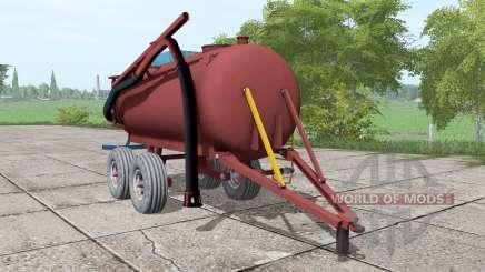 RGT 6 para Farming Simulator 2017