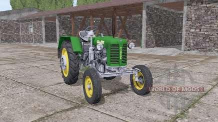 Zetor 25K 1960 v1.3 para Farming Simulator 2017
