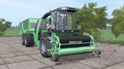 Krone BiG X 1100 cargo v3.0 para Farming Simulator 2017