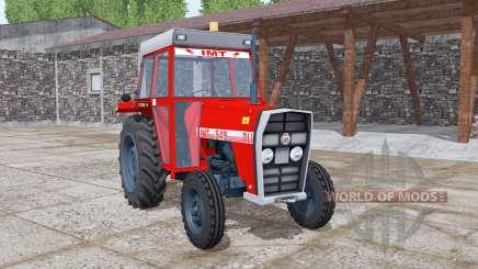 IMT 549 DLI dynamic hoses para Farming Simulator 2017