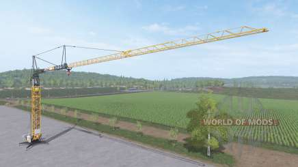 Liebherr 81 K para Farming Simulator 2017