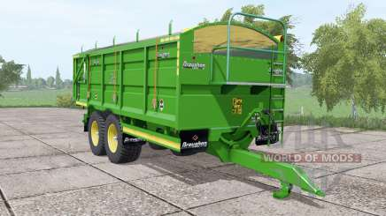 Broughan 16ft v1.1 para Farming Simulator 2017