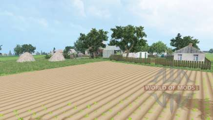 Região oeste v1.1 para Farming Simulator 2015