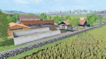 Eichenfeld v1.1 para Farming Simulator 2015