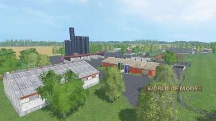 Viel Arbeit para Farming Simulator 2015