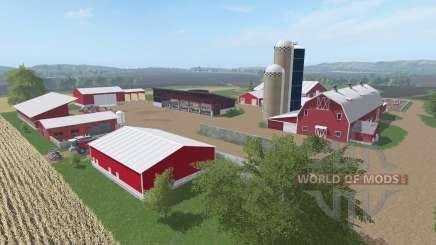 Bedford County para Farming Simulator 2017