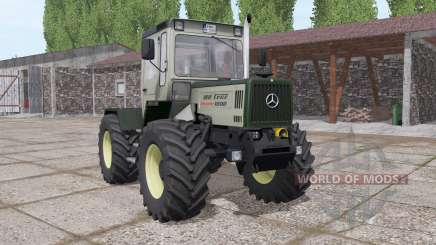 Mercedes-Benz Trac 1000 Intercooler neue felgen para Farming Simulator 2017