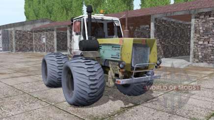 T-150K rodas grandes para Farming Simulator 2017