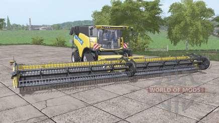 New Holland CR10.90 Tuning Edition para Farming Simulator 2017