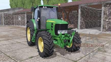 John Deere 7530 Premium v2.0.1.5 para Farming Simulator 2017