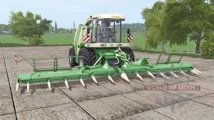 Krone BiG X 1100 bunker v1.1 para Farming Simulator 2017