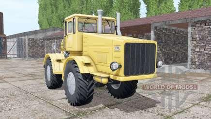 Kirovets K 700 versão inicial para Farming Simulator 2017