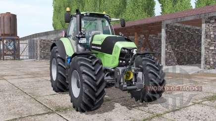 Deutz-Fahr Agrotron 7210 TTV IC functions v1.1.1 para Farming Simulator 2017