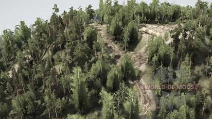 First - Logging para MudRunner