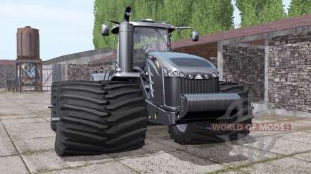 Challenger MT955E 1250hp black para Farming Simulator 2017
