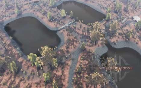 Outono no Outback para Spin Tires