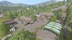 Old Slovenian Farm para Farming Simulator 2017