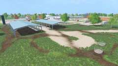 Aussie Farms v1.1 para Farming Simulator 2015