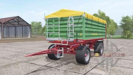 Strᶏutmᶏnn VIVEIRO 1402 para Farming Simulator 2017